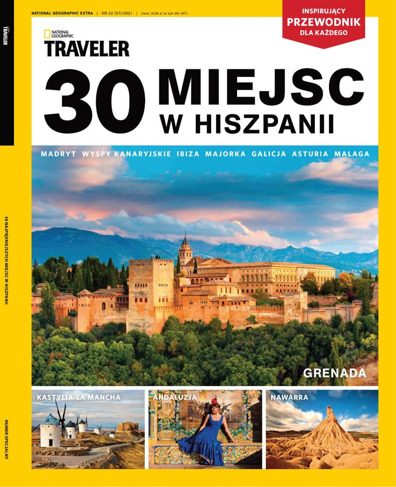 National Geographic Extra (Bookazine Traveler) 2/2021