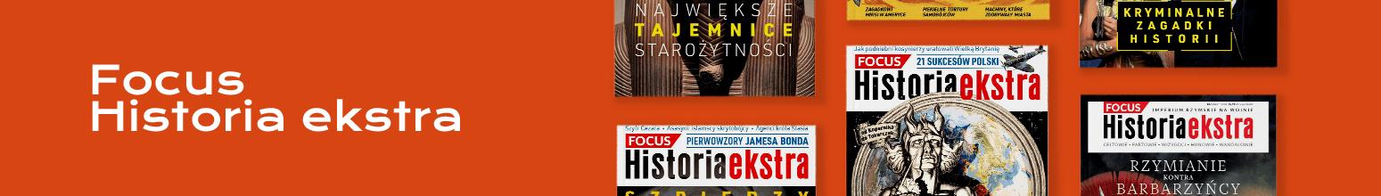 Focus Historia Extra