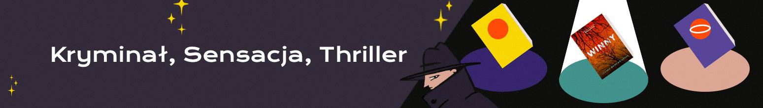 Kryminał, sensacja, thriller