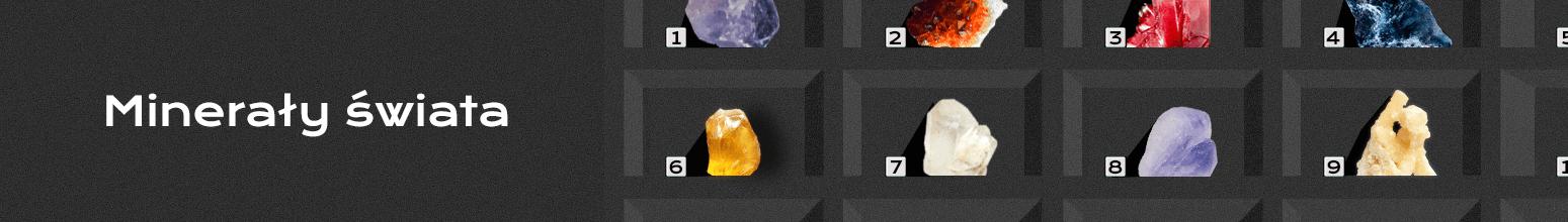 Minerały świata