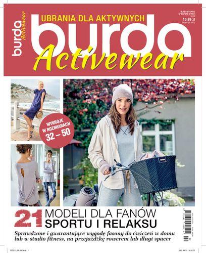 Burda Activewear. Wydanie specjalne 1/2021