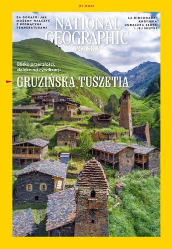 Roczna prenumerata National Geographic