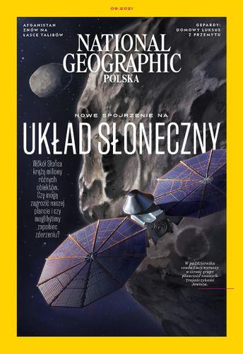 Dwuletnia prenumerata National Geographic