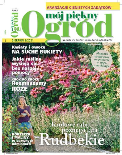 Roczna prenumerata Mój Piękny Ogród