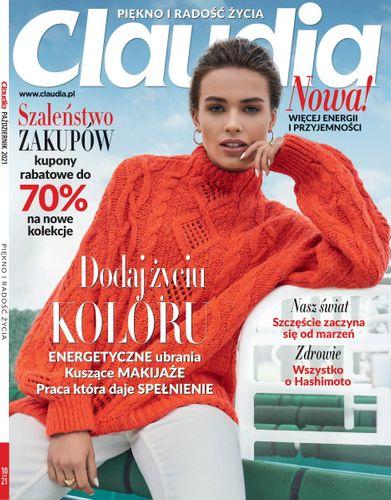 Claudia 10/2021