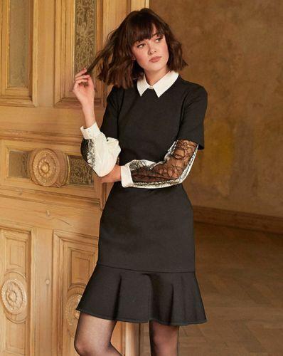 E-wykrój: Sukienka przed kolana
