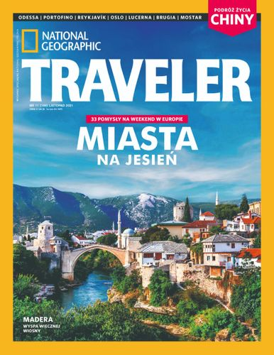Półroczna prenumerata magazynu Traveler