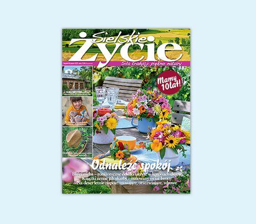 Roczna prenumerata magazynu Sielskie Życie