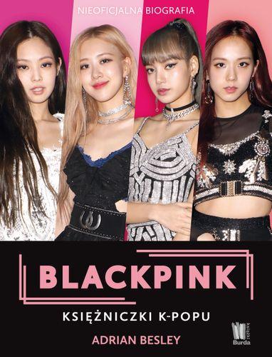 E-BOOK BLACKPINK. Księżniczki K-popu