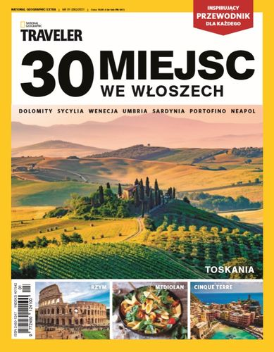 National Geographic Extra (Bookazine Traveler) 1/2021