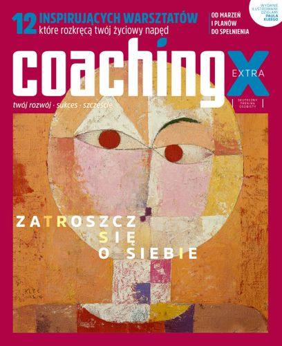 Prenumerata 4 wydań Coaching Extra
