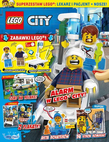 Prenumerata magazynu LEGO® City