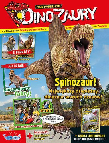 Prenumerata magazynu Najsłynniejsze Dinozaury
