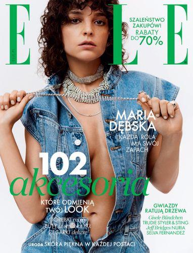 Dwuletnia prenumerata magazynu Elle