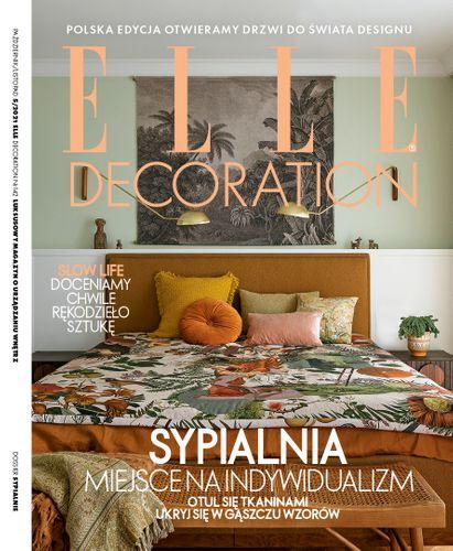 Dwuletnia prenumerata Elle Decoration