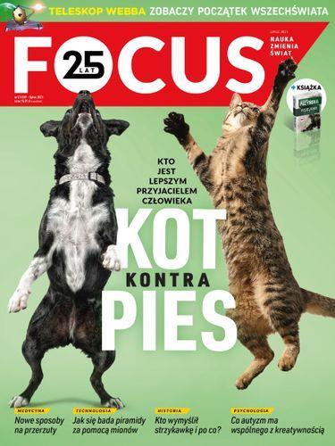 Focus 7/2021 z książką