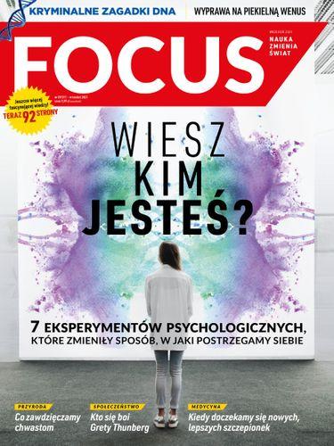 Focus 9/2021 z książką