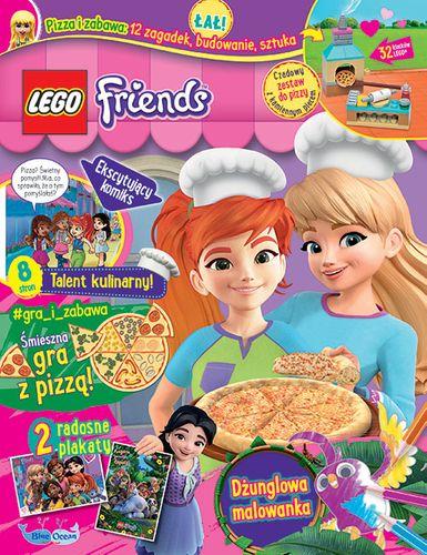 Prenumerata magazynu LEGO® Friends