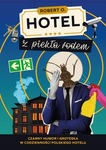 E-BOOK Hotel z piekła rodem