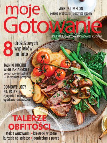 Półroczna prenumerata magazynu Moje Gotowanie