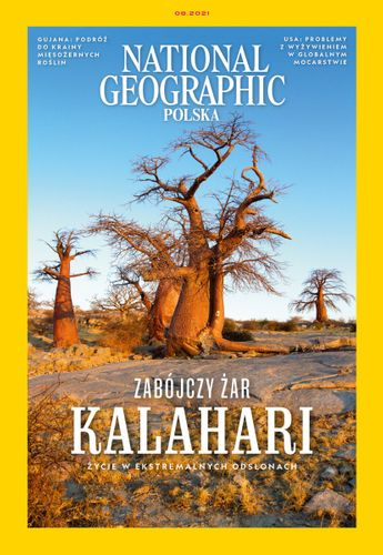 Półroczna prenumerata National Geographic