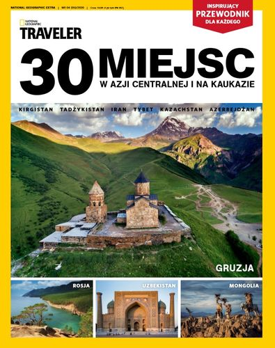 National Geographic Extra (Bookazine Traveler) 4/2020