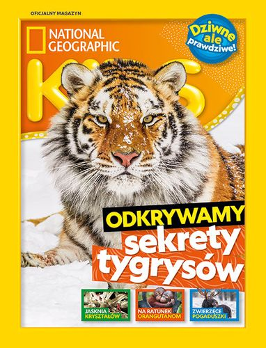 National Geographic Kids 1/2021