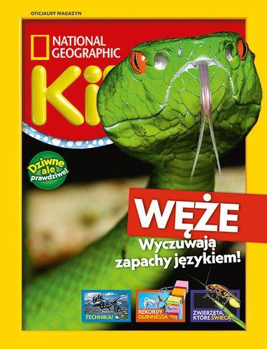 Roczna prenumerata magazynu National Geographic Kids