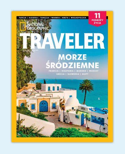 Kwartalna prenumerata magazynu Traveler