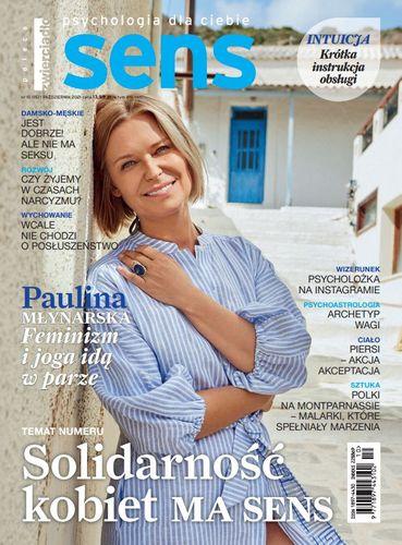 Półroczna prenumerata magazynu Sens