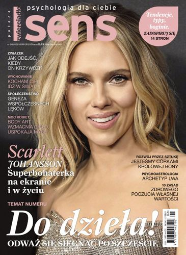 Roczna prenumerata magazynu Sens