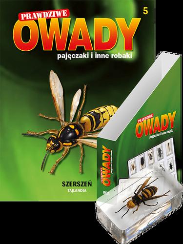 """Prenumerata """"Prawdziwe owady, pajęczaki i inne robaki"""" od tomu 5. Przesyłka cz. 5, 6 i 7"""