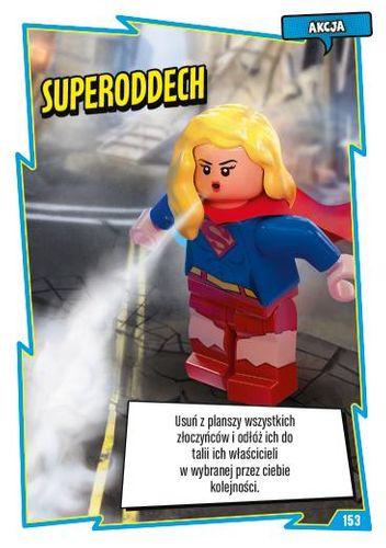 LEGO® BATMAN™ TCG - Nr 153: Superoddech
