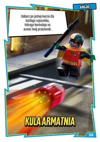 LEGO® BATMAN™ TCG - Nr 154: Kula armatnia