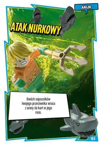 LEGO® BATMAN™ TCG - Nr 155: Atak nurkowy