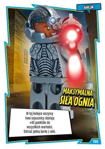 LEGO® BATMAN™ TCG - Nr 156: Maksymalna siła ognia