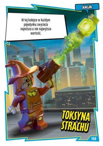 LEGO® BATMAN™ TCG - Nr 158: Toksyna strachu