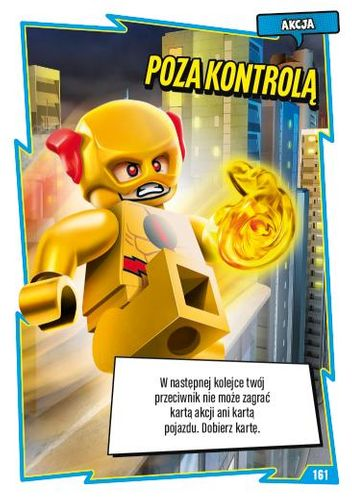 LEGO® BATMAN™ TCG - Nr 161: Poza kontrolą