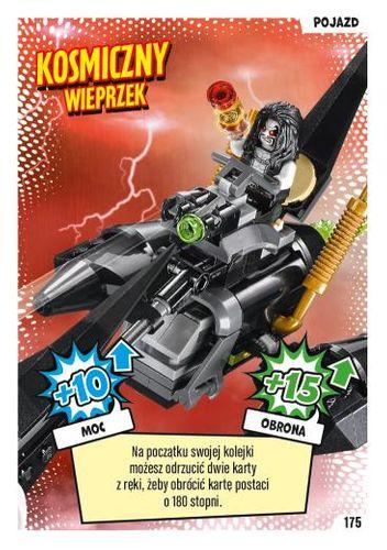 LEGO® BATMAN™ TCG - Nr 175: Kosmiczny wieprzek