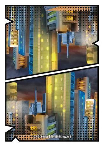 LEGO® BATMAN™ TCG - Nr 188: Puzzle 1 - Superbohaterowie kontra Superzłoczyńcy