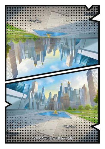 LEGO® BATMAN™ TCG - Nr 195: Puzzle 2 - Liga Sprawiedliwości™