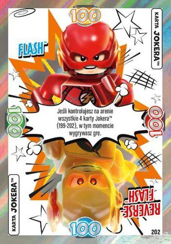 LEGO® BATMAN™ TCG - Nr 202: Flash™/Reverse-Flash™