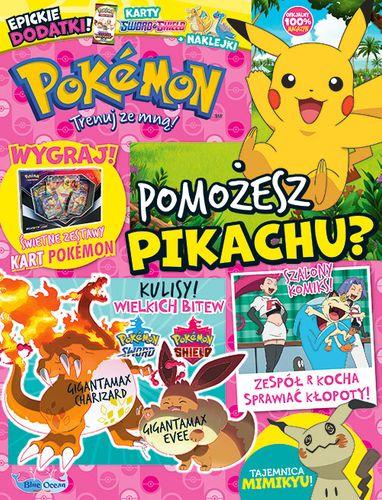 Prenumerata magazynu Pokemon. Trenuj ze mną!