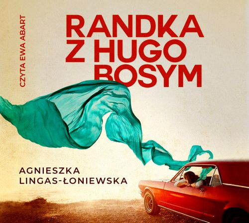 AUDIOBOOK Randka z Hugo Bosym