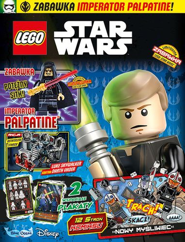 Prenumerata LEGO® Star Wars
