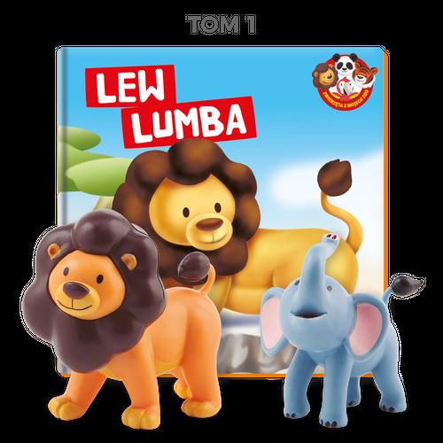 Zwierzęta z mojego ZOO - Lew Lumba