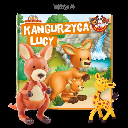 Zwierzęta z mojego ZOO - Kangurzyca Lucy