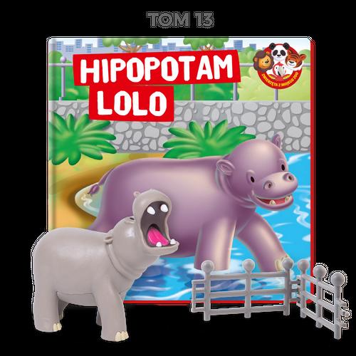 Zwierzęta z mojego ZOO - HIPOPOTAM LOLO
